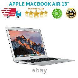 Apple MacBook Air 13 Core i5 1.8Ghz 8GB 128GB 2017 A+ Good Condition Apple Box