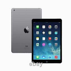 Apple iPad Air 128GB Wi-Fi 9.7'' Display Good Condition 12M Warranty