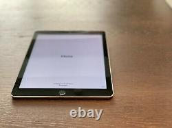 Apple iPad Air 2 64GB WiFi SPACE GREY (A1566) Excellent Condition
