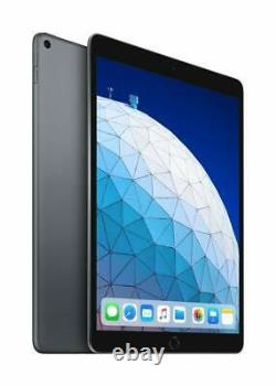 Apple iPad Air (3rd Generation) 256GB, Wi-Fi, 10.5in Space Grey Good Condition