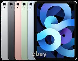 Apple iPad Air 4th Generation 2020- 64GB Sky Blue Wi-Fi Pristine Condition