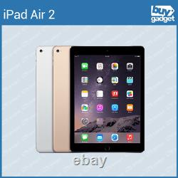 Apple iPad Air2 A1566 16GB Wi-Fi- Excellent Condition, Space Grey- 12M Warranty