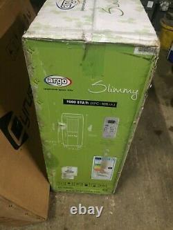 Argo Slimmy 9000btu Portable Air conditioning unit BNIB