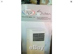 = Argo Swan Clima Portable Air Conditioning Unit Cooling 800W Low Noise 64 22