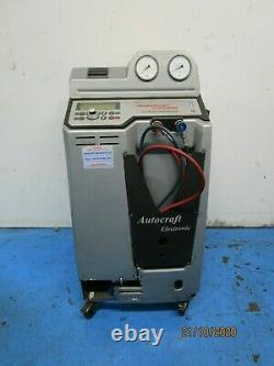 Autocraft Vehicle Air Conditioning R134a Fully automatic