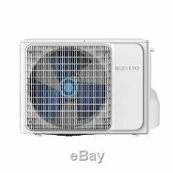 BONTTO K9 Wall Mount Air Conditioning Unit 9000BTU Air Conditioner Split System