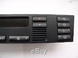 Bmw X5 E53 Ac Air Conditioning Heater Climate Control Unit Module 18 A/c 6972165
