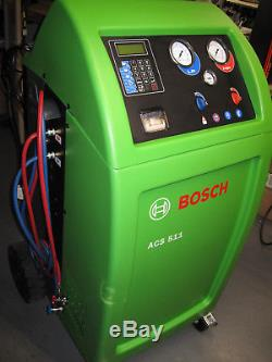 Bosch Branded SPX Made ACS 511 AC (Air Conditioning) Machine Demo Unit