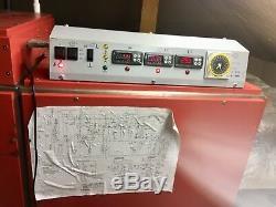 CALOREX air conditioning unit variheat series3