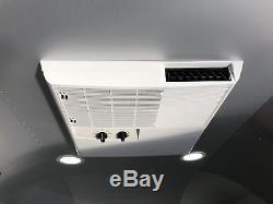 Caravan air conditioning unit