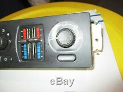 Chevy Silverado Gmc Sierra Tahoe Envoy Dual Climate Control Unit Ac Heater 02-09