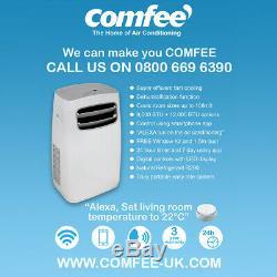 Comfee Portable Air Conditioning Unit PF12 12000 BTU (3.6kW) FREE Amazon EchoDot