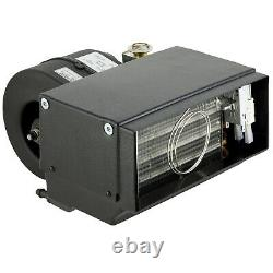 Compact Air Conditioning Unit 12v Open Front Kit, Race, Rally