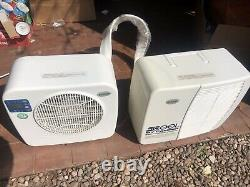 Cool my Camper Eurom AC2401 split air conditioning for motorhome, caravan etc