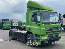 DAF CF 75 Tractor unit, immaculate condition, all working order, MOT till 11/22