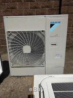 DAIKIN Air Conditioning Cassette system Inverter 7Kw HEAT PUMP unit complete