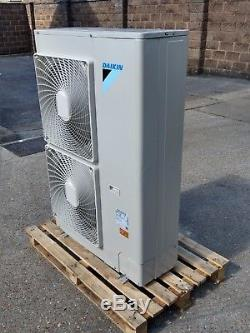 DAIKIN Air Conditioning ERQ100AV1 ERQ100A7V1B Condensing unit for AHU DX EKEXV