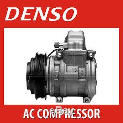 DENSO A/C Compressor DCP28001 Air Conditioning Part Genuine DENSO OE Part