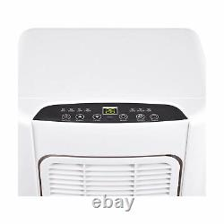 Daewoo 3-in-1 Air Conditioning Unit with LED Display, Remote Control, 24hr Timer