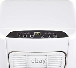 Daewoo 5000 BTU Portable 3-in-1 Air Conditioning Unit With Remote White COL1316G