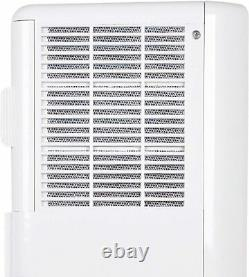 Daewoo 7000 BTU Portable 3-in-1 LED Display Air Conditioning Unit With Remote