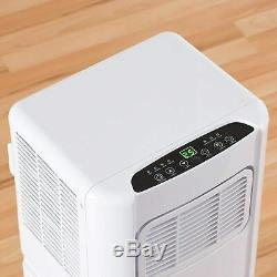 Daewoo Air Conditioning Unit 9000 BTU 3in1 w Remote Portable Air Conditioner