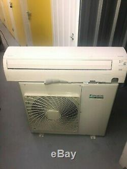 Daikin 7kw Air Conditioning Unit (2017) with outdoor unit
