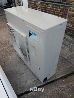 Daikin Air Conditioning 10Kw High Wall mounted Heat Pump 35000 BTU/Hr system