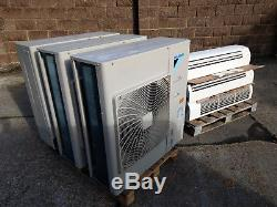 Daikin Air Conditioning 10Kw High Wall mounted Heat Pump system 2017.10