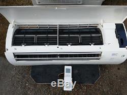 Daikin Air Conditioning 5Kw Hi Wall Heat Pump 17000Btu/hr Inverter Unit Complete