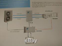 Daikin Air Conditioning ERQ100A7V1B 10Kw DX AHU Condensing Unit ERQ100AV1