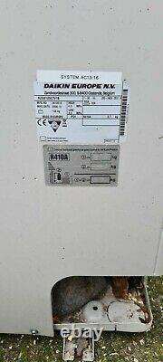 Daikin Air Conditioning Multi Split 2× 6kW Plus Outdoor Unit