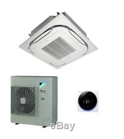 Daikin Air Conditioning System 12.5KW Cassette Heat Pump 230v