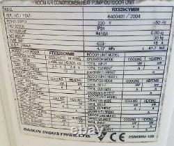 Daikin Air Conditioning Units FTXS25CVMB/RXS25CVMB9 Indoor and Outdoor