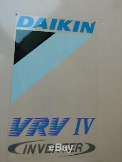 Daikin Air Conditioning VRV 1V RXYSQ4T7V1B 2016.12 Outdoor Unit Only 12Kw