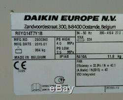 Daikin Air Conditioning VRV REYQ14T7Y1B 3 pipe Heat Pump Condensing Unit NEW