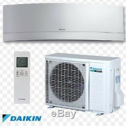 Daikin Emura Air Conditioning Unit FTXJ50MS With Wi-Fi Adaptor 5KW (SILVER)