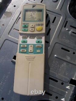 Daikin Wall mounted split air conditioning unit 3.5KW FTXS35CVMB8 heat pump