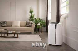 De'Longhi Air Conditioning Unit Portable Penguino Eco RealFeel White PAC EL98