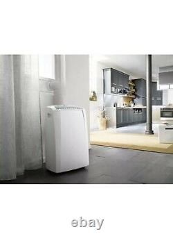 Delonghi PACCN92 Silent Pinguino Air Conditioning Unit Air Con Conditioner A+