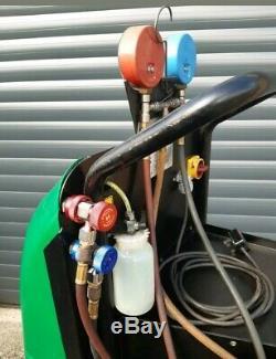 #Delphi Air Con Air Conditioning Machine ac unit# + 4.5KG R134A
