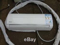 ELECTRIQ WALL SPLIT AIR CONDITIONING UNIT FAULTY eIQ-9WMINVQCEX eIQWMINVQCIN