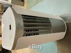 Eco Air APOLLO 12000 BTU Portable Air Conditioning Unit Heating Inc VAT