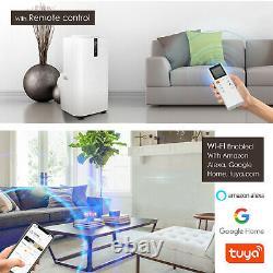 Eco Wifi 12000BTU Air Conditioner Portable Conditioning Unit 3.53KW 4 Modes R290