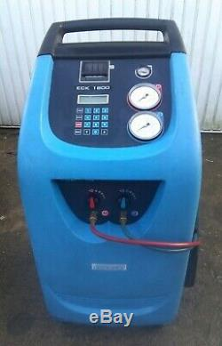 EcoTechnics ECK800 Fully Automatic Air Con Conditioning Machine Unit Station