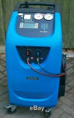 Ecotechnics ECO3000 Fully Automatic Air con Conditioning Unit machine R134a