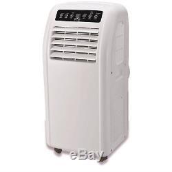 ElectriQ Silent 10. 10,000BTU Portable Air Conditioning Unit. For 25sqm room