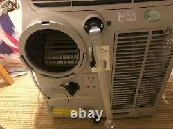 Electrolux EXP09HN1W6 portable air conditioning unit white hardly used