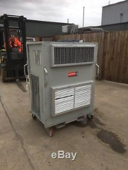 Enviromax 10KW ENV Portable air conditioning Unit heating and dehumidifier RRP