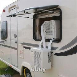 Eurom AC2401 split air conditioning for motorhome, caravan, boat, camping